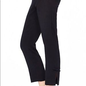 Kate Spade Cropped Bow Ankle Pants